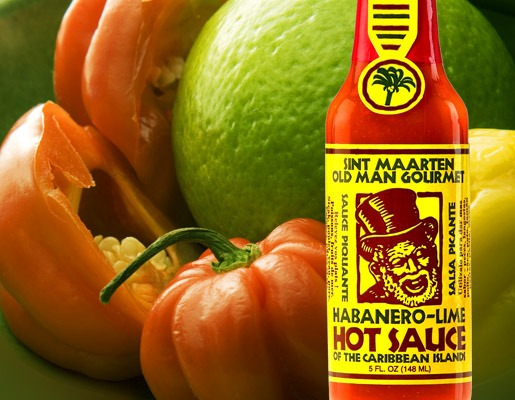 Guavaberry Hot Sauce