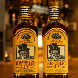 GUAVABERRY REPUBLIC RUM 5 & 8 Year